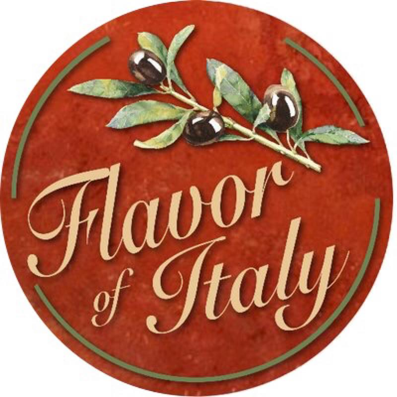 Flavor of Italy Podcast logo